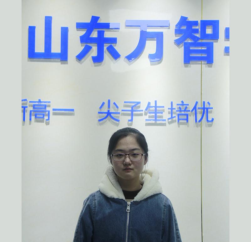 北镇中学张腾宇
